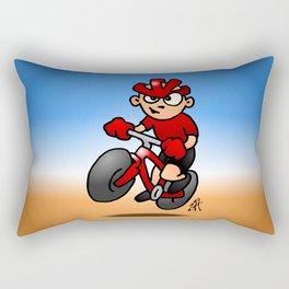MTB Rectangular Pillow