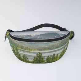 June Lake, Inyo National Forest, California Fanny Pack
