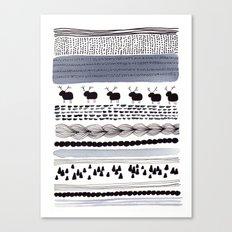 Pattern / Nr. 1 Canvas Print