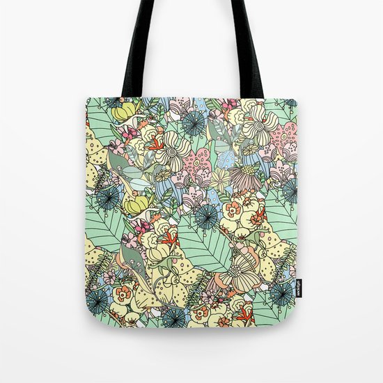 Nature Bloom Pattern by notsniw