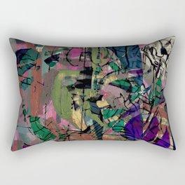 Life happens Rectangular Pillow