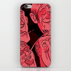 Mexan pornos iPhone & iPod Skin