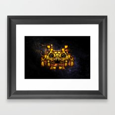 Invaders IRL Framed Art Print