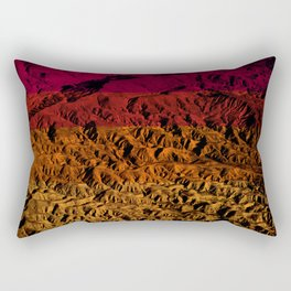 spaghetti western Rectangular Pillow