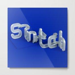 Switch Metal Print