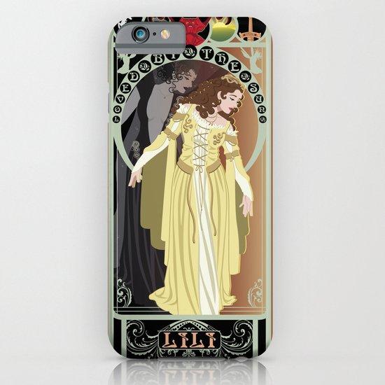 Lili Nouveau - Legend iPhone & iPod Case