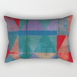 Olympic Sailing Classes Rectangular Pillow