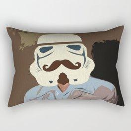 Proper Stormtrooper Rectangular Pillow