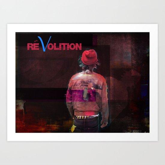 ReVolition Art Print