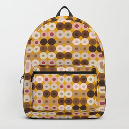 Breast Wishes (mustard) Backpack