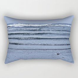 Stairway to the Sea Rectangular Pillow
