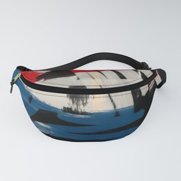 French Expressionist Abstract Art Fanny Pack