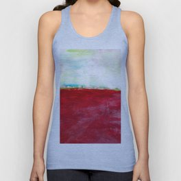 Journey No.600i by Kathy Morton Stanion Unisex Tank Top
