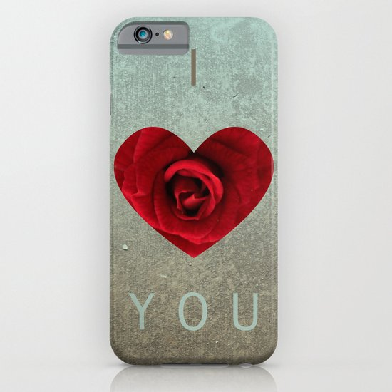 ily iPhone & iPod Case