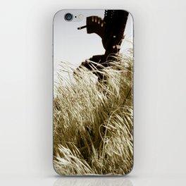 Tall Grass in the Wind iPhone Skin