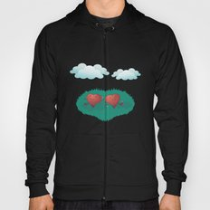 Hearts in the Clouds Hoody