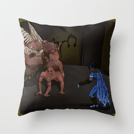 Soul Reaver - Do you not recognize me, brother? Throw Pillow