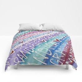 Grandma Love Comforters