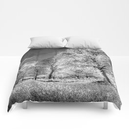 The Summer  English Field Infared Comforters
