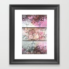Ladies only Framed Art Print