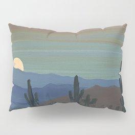 Arizona Moonrise Pillow Sham
