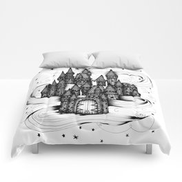 Super Magic Dream Castle Comforters