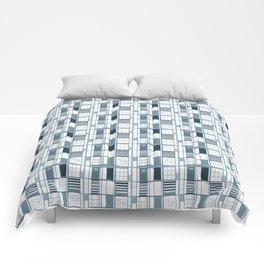 Other Blue-Cuadricula Comforters
