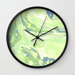 Nature forces Wall Clock