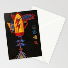 Cosmic Blaster Stationery Cards