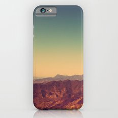 Mountains Clashed Slim Case iPhone 6s