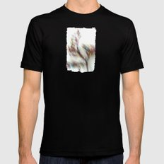 Glittering Tree - JUSTART MEDIUM Black Mens Fitted Tee