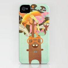 Rigoberto iPhone (4, 4s) Slim Case