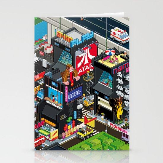 GAMECITY Stationery Cards