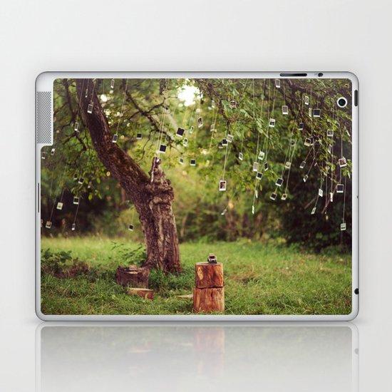 Polaroid Tree Laptop & iPad Skin
