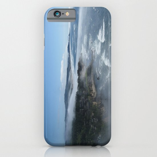 Fog Rolling In iPhone & iPod Case