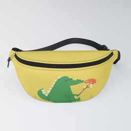 Dragon and Marshmallow Fanny Pack