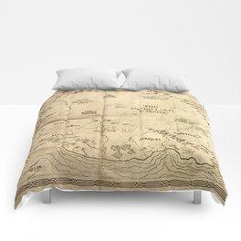 Map of Imirillia Comforters