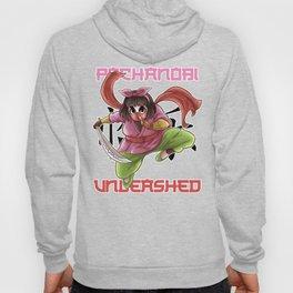 Pochanobi Unleashed (Plus-size Ninja) Hoody
