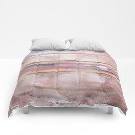 Elusive Strata Comforters