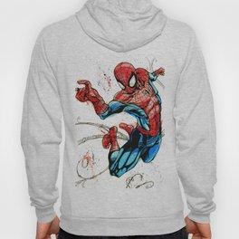 Web-Slinger Spider-Man Hoody