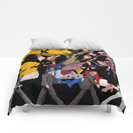 Rock N Roll Comforters