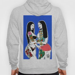 tattoo Hoody