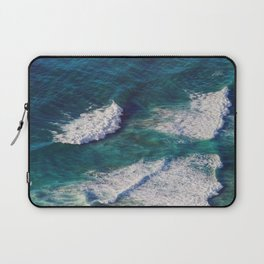 Waves Crashing Laptop Sleeve