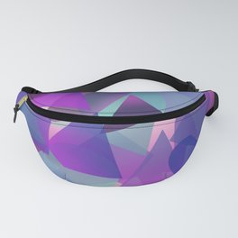 Abstract cube II Fanny Pack