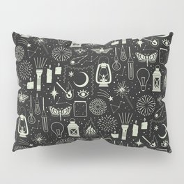 Light the Way: Glow Pillow Sham