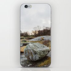 Winter landscape south of Norway iPhone & iPod Skin