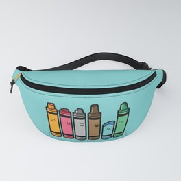 Overused Fanny Pack