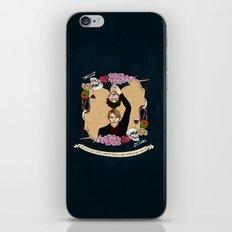 Folie à Deux  iPhone & iPod Skin