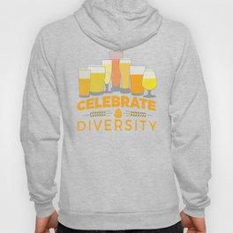 Celebrate Diversity - Beer Flavors Taste Hoody