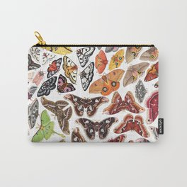 Saturniid Moths of North America Carry-All Pouch